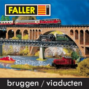 Faller Bruggen, Viaducten