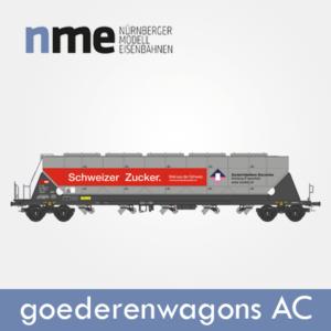 NME Goederenwagons AC