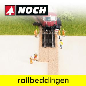 Noch Railbeddingen