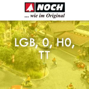 Spoor: LGB,0,H0,TT