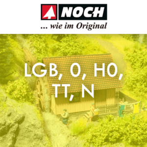 Spoor: LGB,0,H0,TT,N