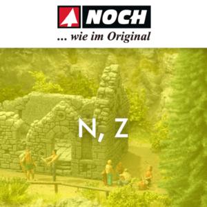 Spoor: N,Z