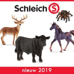 2019 Schleich Nieuw