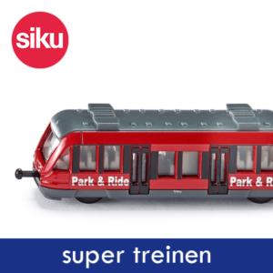 Siku Super Treinen