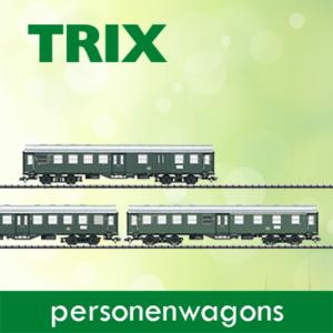 Trix Personenwagons