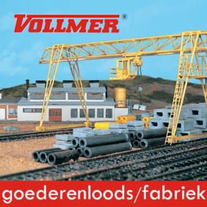 Vollmer Goederenloodsen/Fabrieksgebouwen
