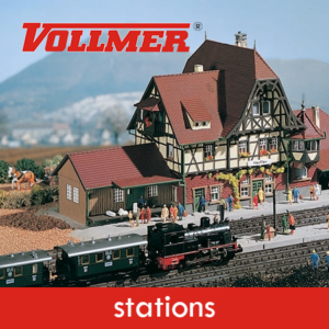Vollmer Stations/Perrons