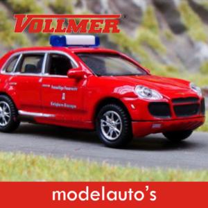 Vollmer Modelauto-s