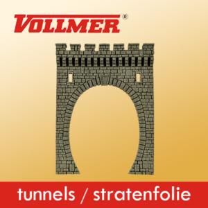 Vollmer Tunnelportalen/Stratenfolie