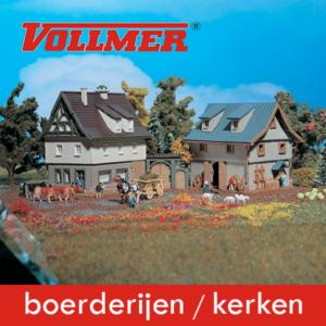 Vollmer Boerderijen/Kerken