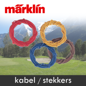 Marklin Kabel/Stekkers