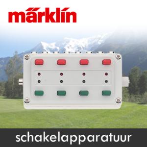Marklin Schakelapparatuur