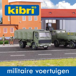 Kibri Militaire voertuigen