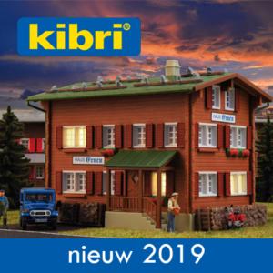 2019 Kibri Nieuw