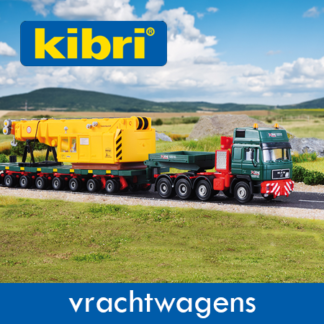 Kibri Vrachtwagens