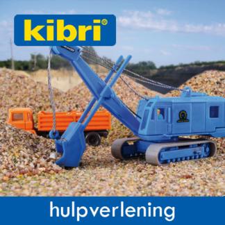 Kibri Politie/Brandweer/Hulpverlenings-voertuigen