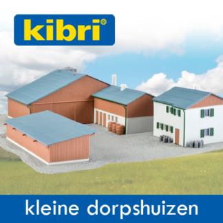 Kibri Kleine Stadshuizen/Dorpshuizen