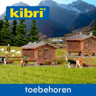 Kibri Toebehoren