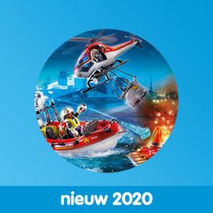 2020 Playmobil® Nieuw