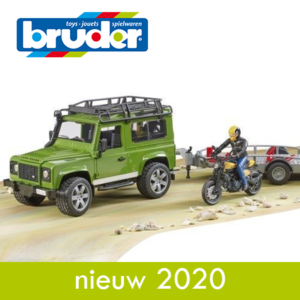 2020 Bruder Nieuw