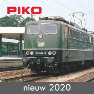 2020 Piko Nieuw