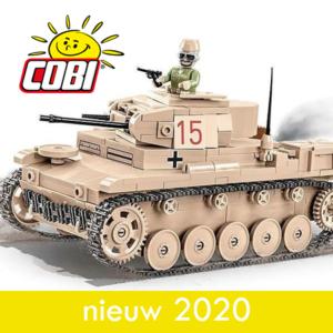 2020 Cobi Nieuw