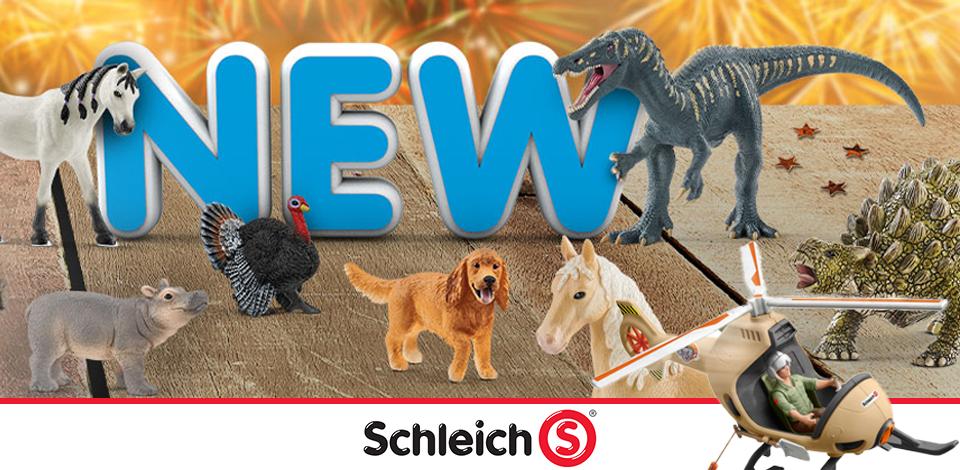 Nieuw Schleich 2020