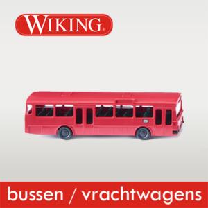 Wiking Bussen/Vrachtwagens