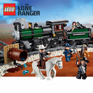 LEGO® The Lone Ranger