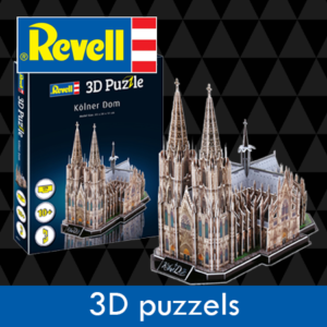 Revell 3D Puzzels