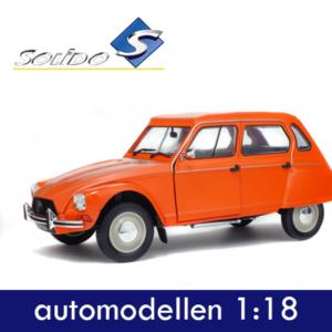 Solido Automodellen 1:18