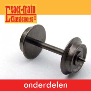 Exact-train Onderdelen