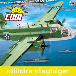 Cobi Militaire Vliegtuigen