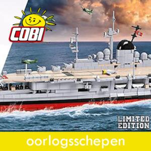 Cobi Oorlogsschepen