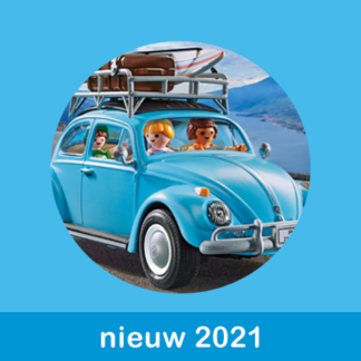 2021 Playmobil® Nieuw