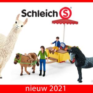 2021 Schleich Nieuw