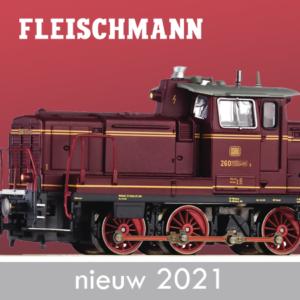 2021 Fleischmann Nieuw