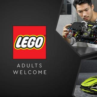 LEGO® Adult Builders