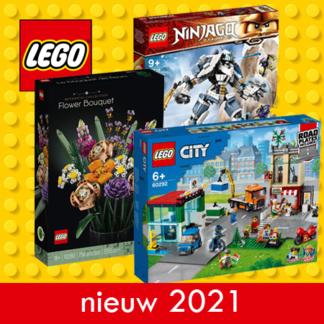 2021 LEGO® Nieuw