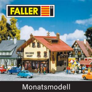 Faller Monatsmodell
