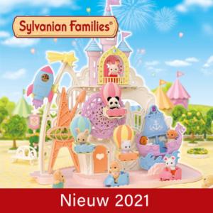 2021 Sylvanian Families Nieuw